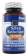 Zand - Silva Solution Cold Symptom Relief - 30 Lozenges (Formerly Trimedica) by Zand