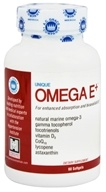 A.C. Grace - Unique Omega E+ - 60 Softgels, from category: Nutritional Supplements