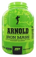 Muscle Pharm - Arnold Schwarzenegger Series Arnold Iron Mass Vanilla Malt - 5 lbs. by Muscle Pharm