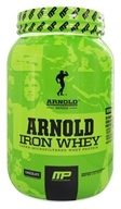 Image of Muscle Pharm - Arnold Schwarzenegger Series Arnold Iron Whey Chocolate - 2 lbs.