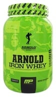 Muscle Pharm - Arnold Schwarzenegger Series Arnold Iron Whey Chocolate - 2 lbs., from category: Sports Nutrition
