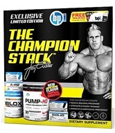 BPI Sports - The Champion Stack - $119.19