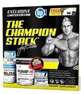 Image of BPI Sports - The Champion Stack