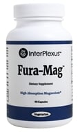 InterPlexus - Fura-Mag High Absorption Magnesium - 90 Vegetarian Capsules (0766897258640)