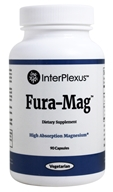 InterPlexus - Fura-Mag High Absorption Magnesium - 90 Vegetarian Capsules - $11.30