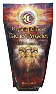 Image of Earth Circle Organics - Organic 100% Raw Balinese Cacao Powder - 1 lb.