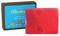 Image of Bhaktiveda - Pure Ayurveda Bar Soap Lavender - 3.53 oz.