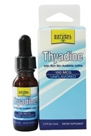 Natural Balance - Thyadine Rich Bio-Available Iodine 150 mcg. - 0.5 oz. (Formerly Trimedica)