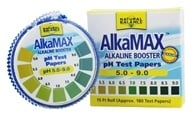 Natural Balance - AlkaMax Alkaline Booster pH Papers - 180 Strip(s) (Formerly Trimedica)