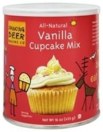 Dancing Deer Baking Co. - All-Natural Cupcake Mix Vanilla - 16 oz. (674971483904)