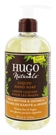 Hugo Naturals - Liquid Hand Soap Enriching Shea Butter & Oatmeal - 12 oz.