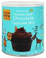 Image of Dancing Deer Baking Co. - All-Natural Cupcake Mix Double Dark Chocolate - 16 oz.