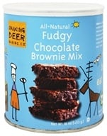 Dancing Deer Baking Co. - All-Natural Brownie Mix Fudgy Chocolate - 16 oz. by Dancing Deer Baking Co.