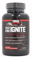 Force Factor - Test X180 Ignite - 120 Capsules