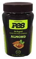 Image of P28 - High Protein Spread Almond - 16 oz.