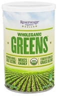 Image of ReserveAge Organics - Wholeganic Greens Superfood Blend - 8.5 oz.