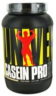 Universal Nutrition - Casein Pro Sustained Release Protein Chocolate Peanut Butter Banana - 2 lbs. (039442048950)