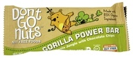 Don't Go Nuts - Energy Bar Gorilla Power Granola & Chocolate Chips - 1.58 oz., from category: Nutritional Bars