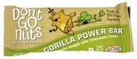 Don't Go Nuts - Energy Bar Gorilla Power Granola & Chocolate Chips - 1.58 oz. (851653004026)