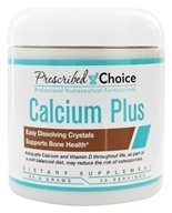 Prescribed Choice - Calcium Plus - 85.8 Gram(s), from category: Professional Supplements