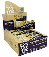 Don't Go Nuts - Blueberry Blast Bar Bountiful Blueberries with White Chocolate Chips - 1.58 oz.