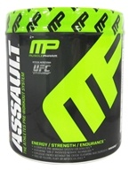Image of Muscle Pharm - Assault Athletes Pre-Workout System Raspberry Lemonade - 0.64 lb.