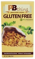 PB2 - PB Thins Peanut Butter Crackers Gluten-Free - 7 oz.