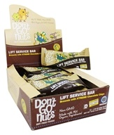 Don't Go Nuts - Energy Bar Lift Service Chocolate Brownie & White Chocolate - 1.58 oz., from category: Nutritional Bars