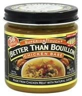 Better Than Bouillon - Chicken Base - 8 oz., from category: Health Foods