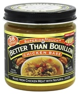 Better Than Bouillon - Chicken Base - 8 oz. (098308002024)