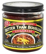Better Than Bouillon - Chili Base - 8 oz. - $4.49