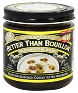 Better Than Bouillon - Mushroom Base - 8 oz. (098308002086)