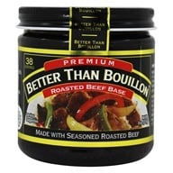 Better Than Bouillon - Beef Base - 8 oz., from category: Health Foods