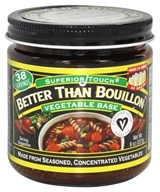 Better Than Bouillon - Vegetable Base - 8 oz. (098308002055)