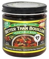 Better Than Bouillon - Vegetable Base - 8 oz., from category: Health Foods