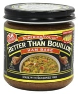 Better Than Bouillon - Ham Base - 8 oz. (098308002093)