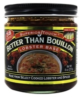 Better Than Bouillon - Lobster Base - 8 oz., from category: Health Foods
