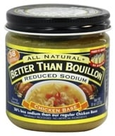 Better Than Bouillon - Chicken Base Reduced Sodium - 8 oz., from category: Health Foods