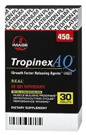 Image Sports - Tropinex AQ Growth Factor Releasing Agents 450 IU - 30 Tablets
