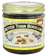 Better Than Bouillon - Mushroom Base Organic - 8 oz. (098308002840)