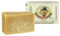 Tierra Mia Organics - Raw Goat Milk Skin Therapy Body Soap Bar Gentlemen's Soap - 4.2 oz.