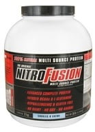 NitroFusion - Multi Source Protein Cookies N' Creme - 5 lbs.