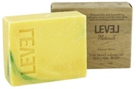 Level Naturals - Bar Soap Lemon Sage - 6 oz. (753182775616)