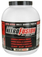 Image of NitroFusion - Multi Source Protein Mocha with Energy - 5 lbs.