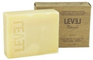 Level Naturals - Bar Soap Cedar - 6 oz. (753182775258)