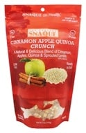 The Perfect Snaque - Cinnamon Apple Quinoa Crunch - 5 oz. - $5.19