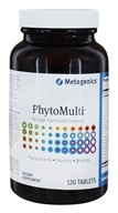 Metagenics - PhytoMulti without Iron - 120 Tablet(s) (755571933300)