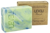 Level Naturals - Bar Soap Eucalyptus Lime - 6 oz.