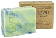 Level Naturals - Bar Soap Eucalyptus Lime - 6 oz. by Level Naturals