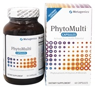 Image of Metagenics - PhytoMulti - 60 Capsules